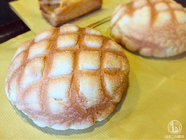 浅草花月堂 メロンパン