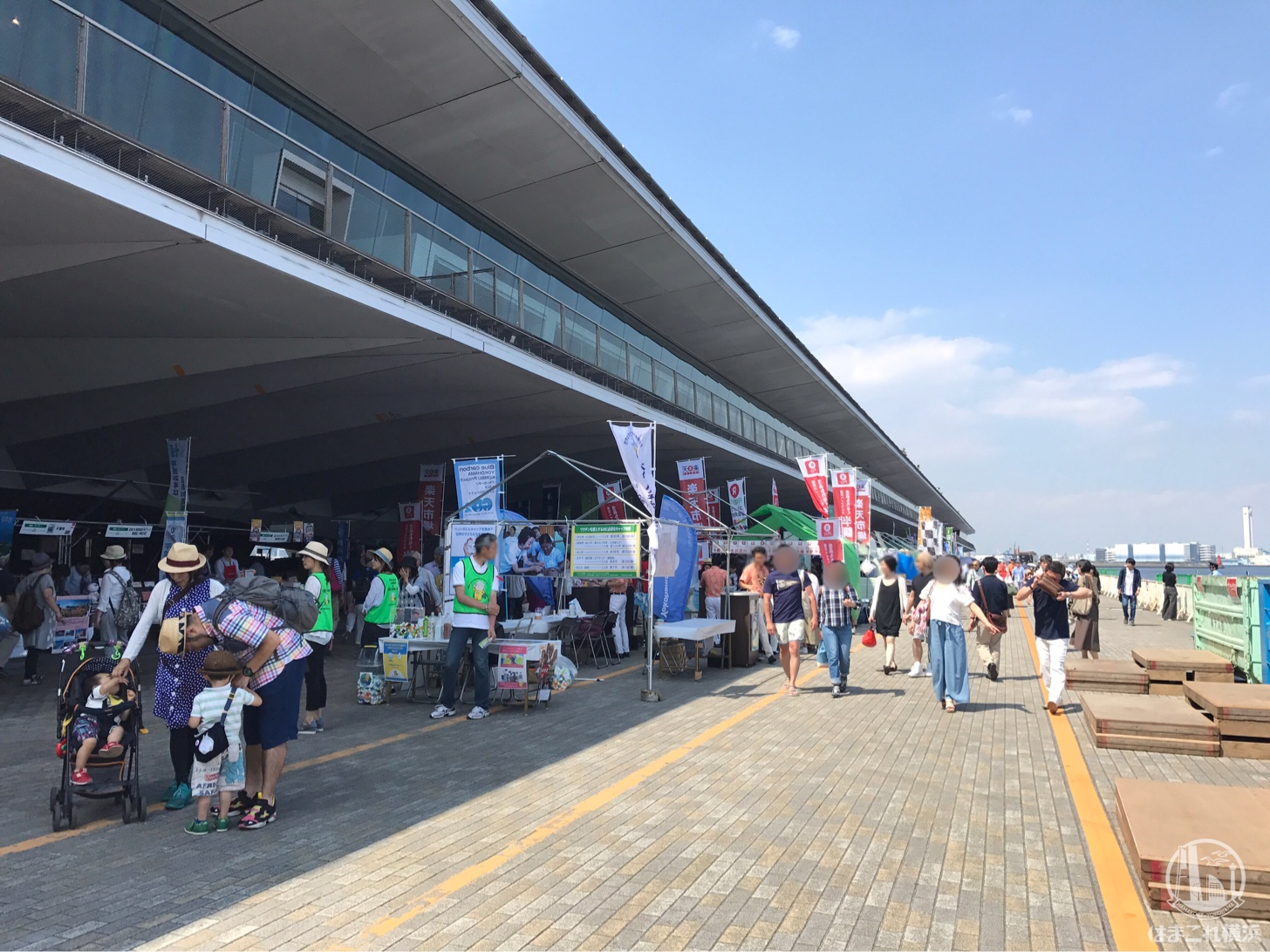 第8回「横浜港大さん橋マルシェ」が2018年6月16日・17日に開催!