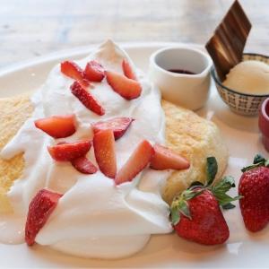 ダイニングカフェ リュクス 横浜のパンケーキが究極のふわっとろで感動・最高!