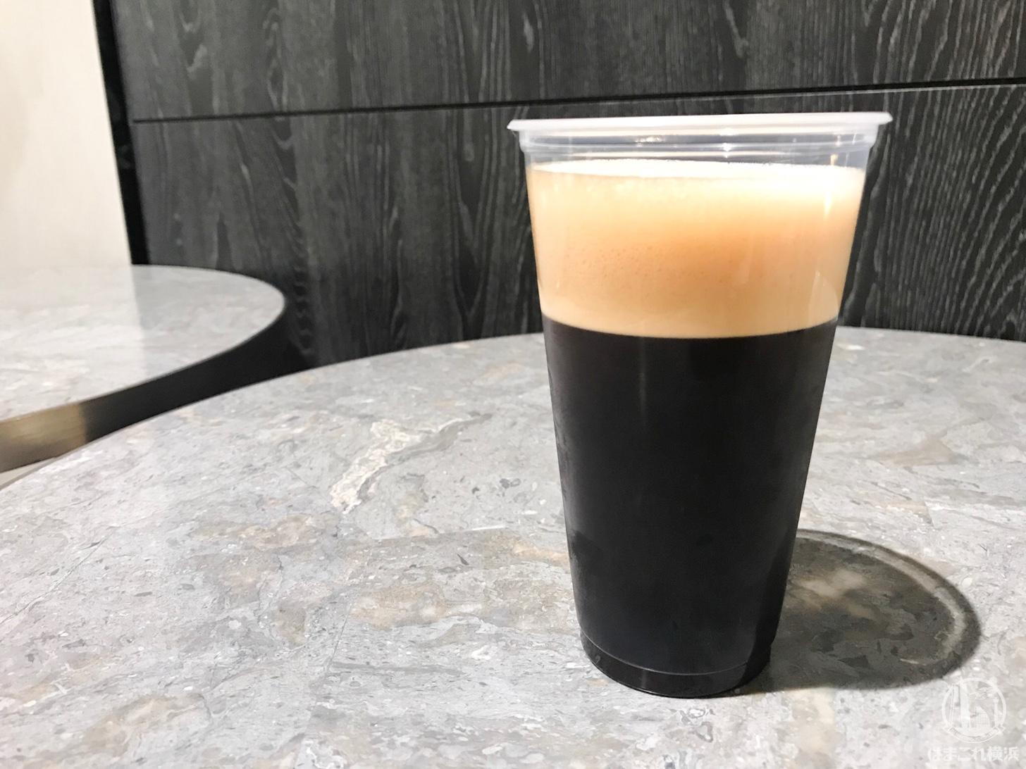 泡コーヒー アイスブリュードコーヒー