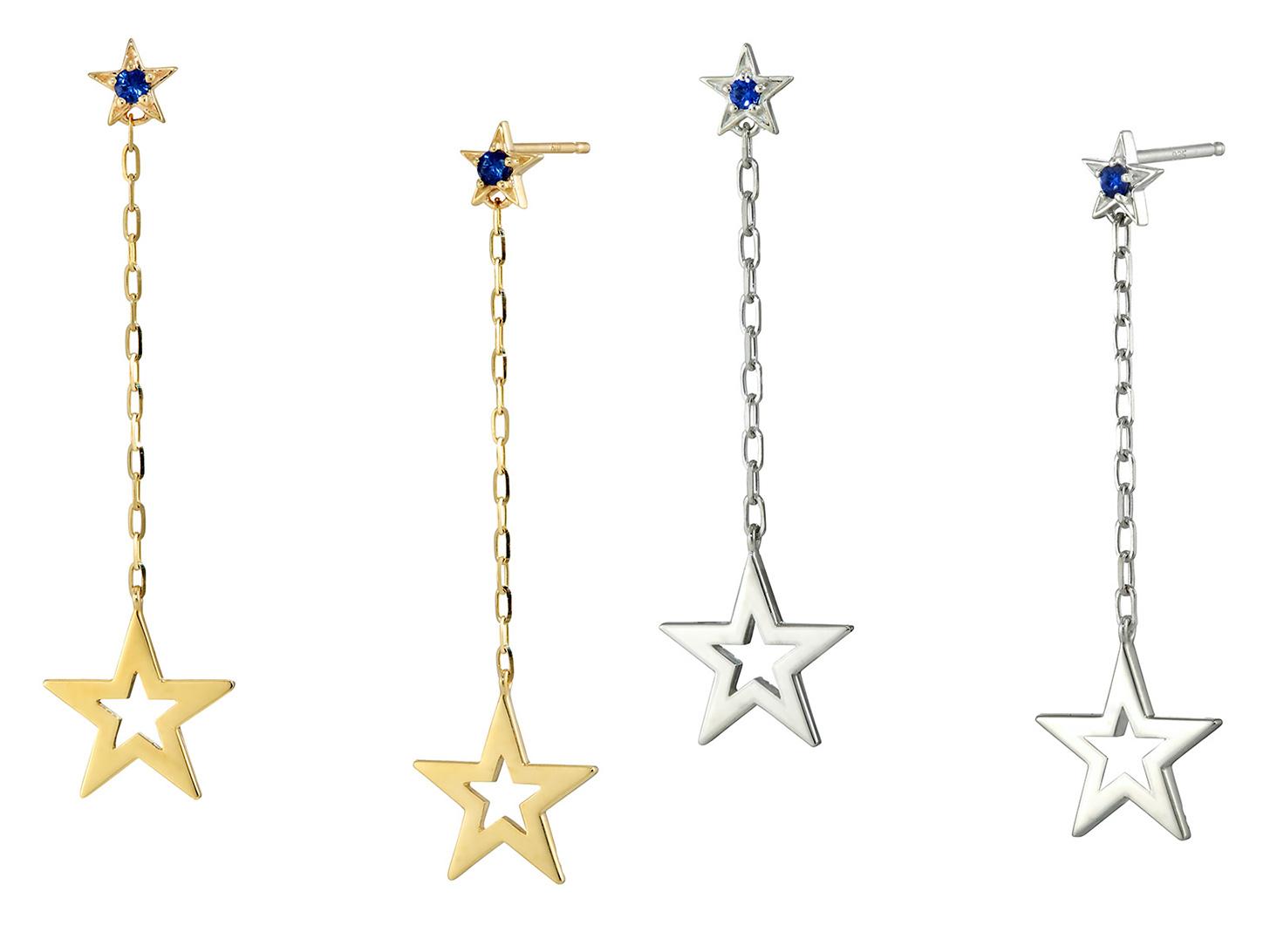 「VICTORY STAR」ピアス
