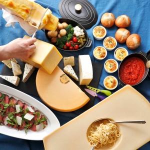 ホテルニューグランド、チーズがテーマのビュッフェ「チーズ チーズ チーズ」を開催