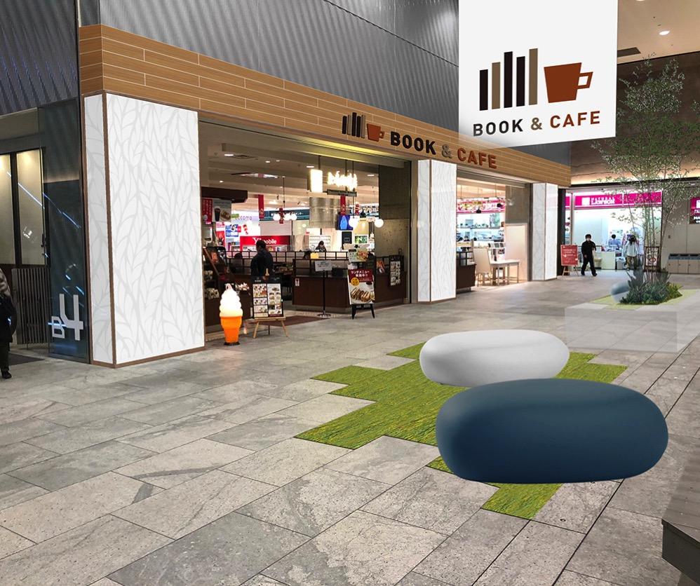 マークイズ みなとみらいにくまざわ書店、新エリア「BOOK&CAFE」が同時オープン