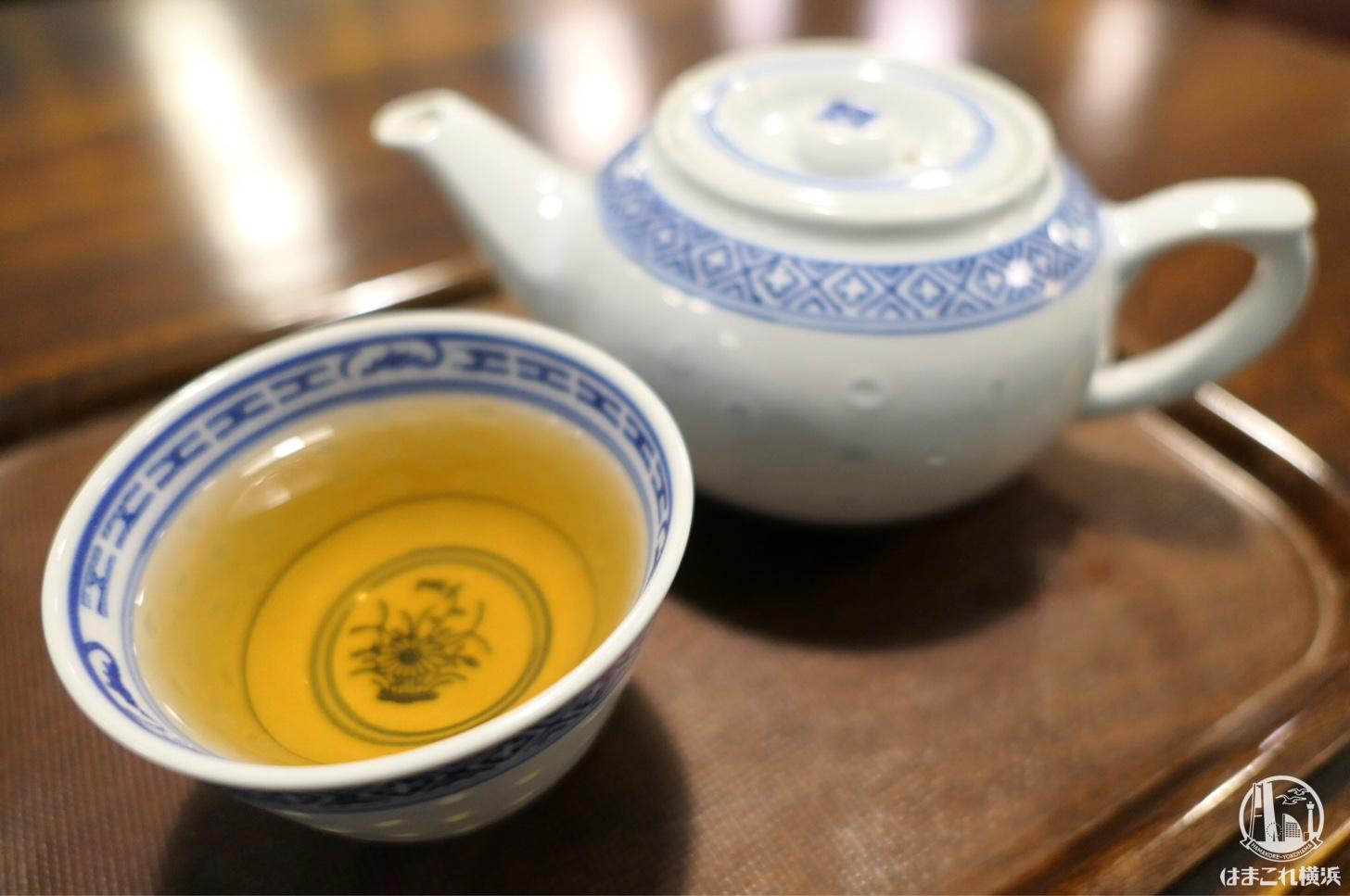 横浜中華街「萬来行(バンライコウ)」はワンコインで中国茶が飲める穴場カフェ