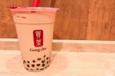 ゴンチャが横浜駅西口にオープン!人気タピオカミルクティーを早速体験
