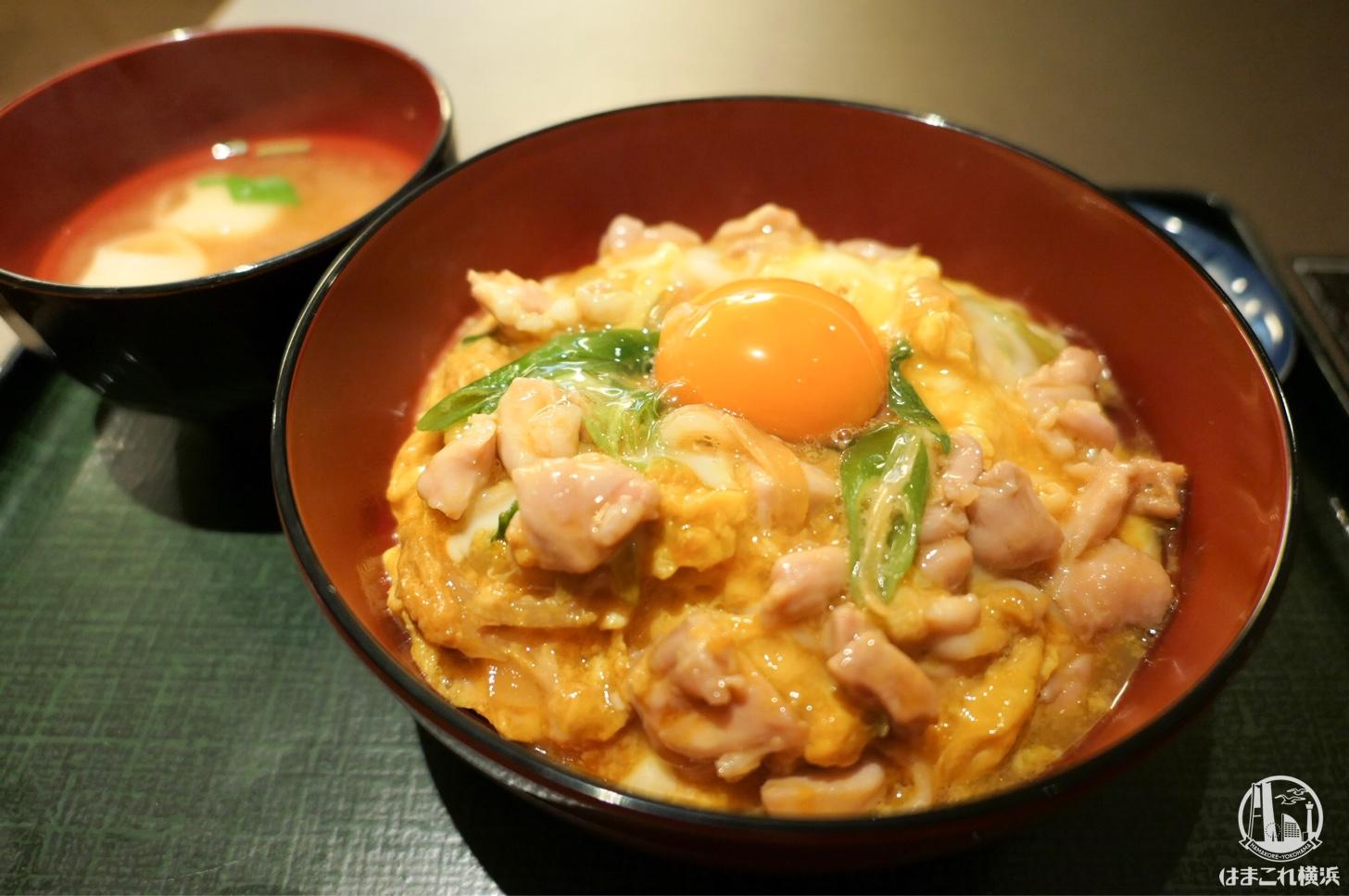 横浜高島屋「京都 八起庵」の親子丼は究極の卵オン卵!ふわふわレベル最高ランク