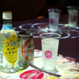 横浜赤レンガ倉庫「#カンパイ展」を現地レポ!光の演出に見入るキリンの体験型無料イベント