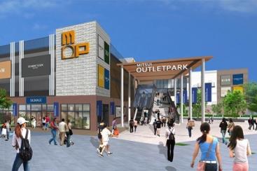 三井アウトレットパーク「横浜ベイサイド」建て替え計画の概要発表 2020年春開業予定