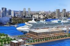 新港地区客船ターミナル施設「ヨコハマ ハンマーヘッド プロジェクト」着工