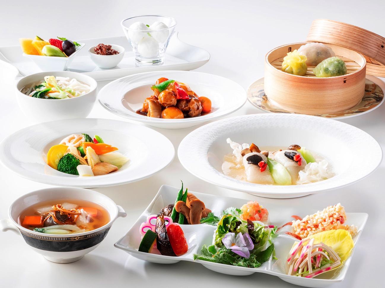 中国料理「驊騮(カリュウ)」
