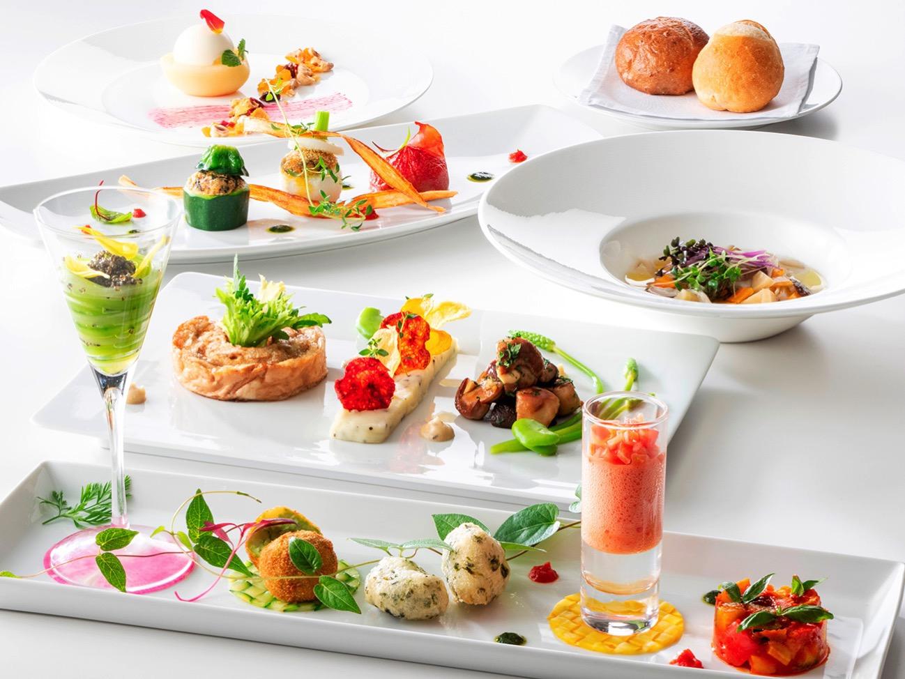 フランス料理「アジュール」