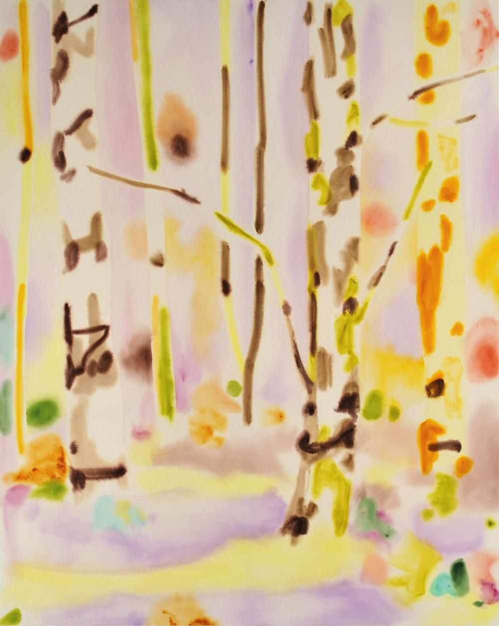 丸山直文《puddle in the woods 5》 2010年 作家蔵 ©Naofumi Maruyama, Courtesy of ShugoArts
