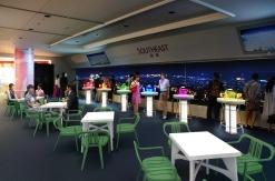 横浜ランドマークタワー 展望フロアが25周年記念で超高層眺望水族館や入場無料