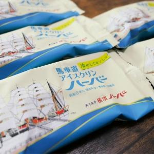ありあけの夏季限定「馬車道アイスクリンハーバー」は冷やしておいしい・特製餡を包む横浜土産