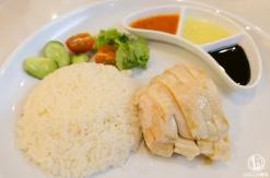 横浜中華街「オキナズ 海南鶏飯」の海南鶏飯が絶品!ランチはパクチー食べ放題
