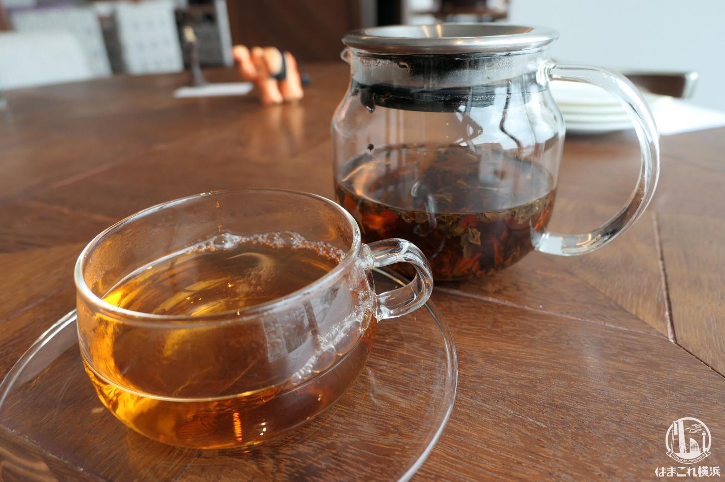 紅茶 飲み放題