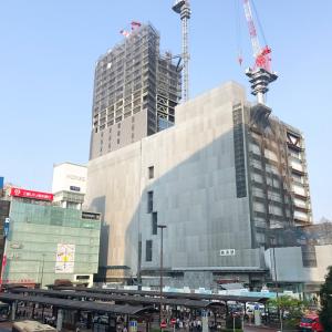 2018年7月 横浜駅西口 駅ビル完成までの様子 [写真掲載]
