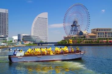 2018年も船上ピカチュウ、ピカチュウ大量発生イベントに登場!時間・場所