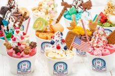 横浜高島屋「タカシマヤ アイス ワンダーランド 」で韓国のかき氷ブビンや国内外の人気アイス集結