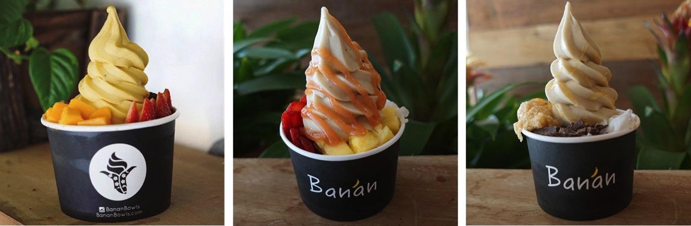 バナナソフトクリーム店「バナン」日本1号店をそごう横浜店にオープン!