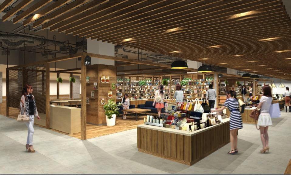 ホームズ新山下店、今冬リニューアル・TSUTAYA BOOKSTORE新山下店(仮称)をオープン