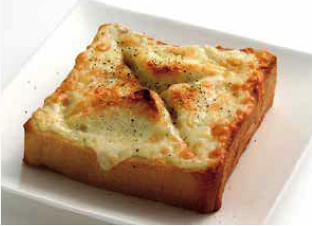 チーズフォンデュトースト486円