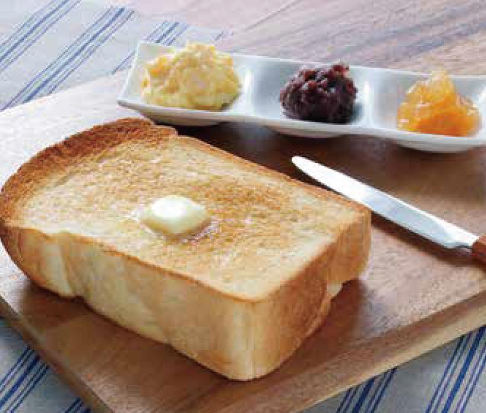 厚切りトースト 594円