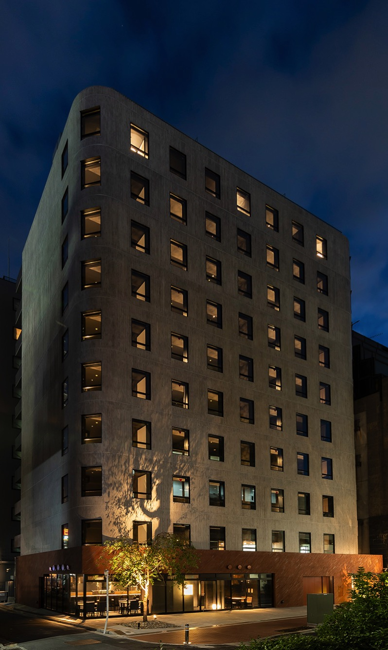 PROSTYLE旅舘 横濱馬車道が2018年8月10日にオープン!全室畳敷きの旅館スタイル