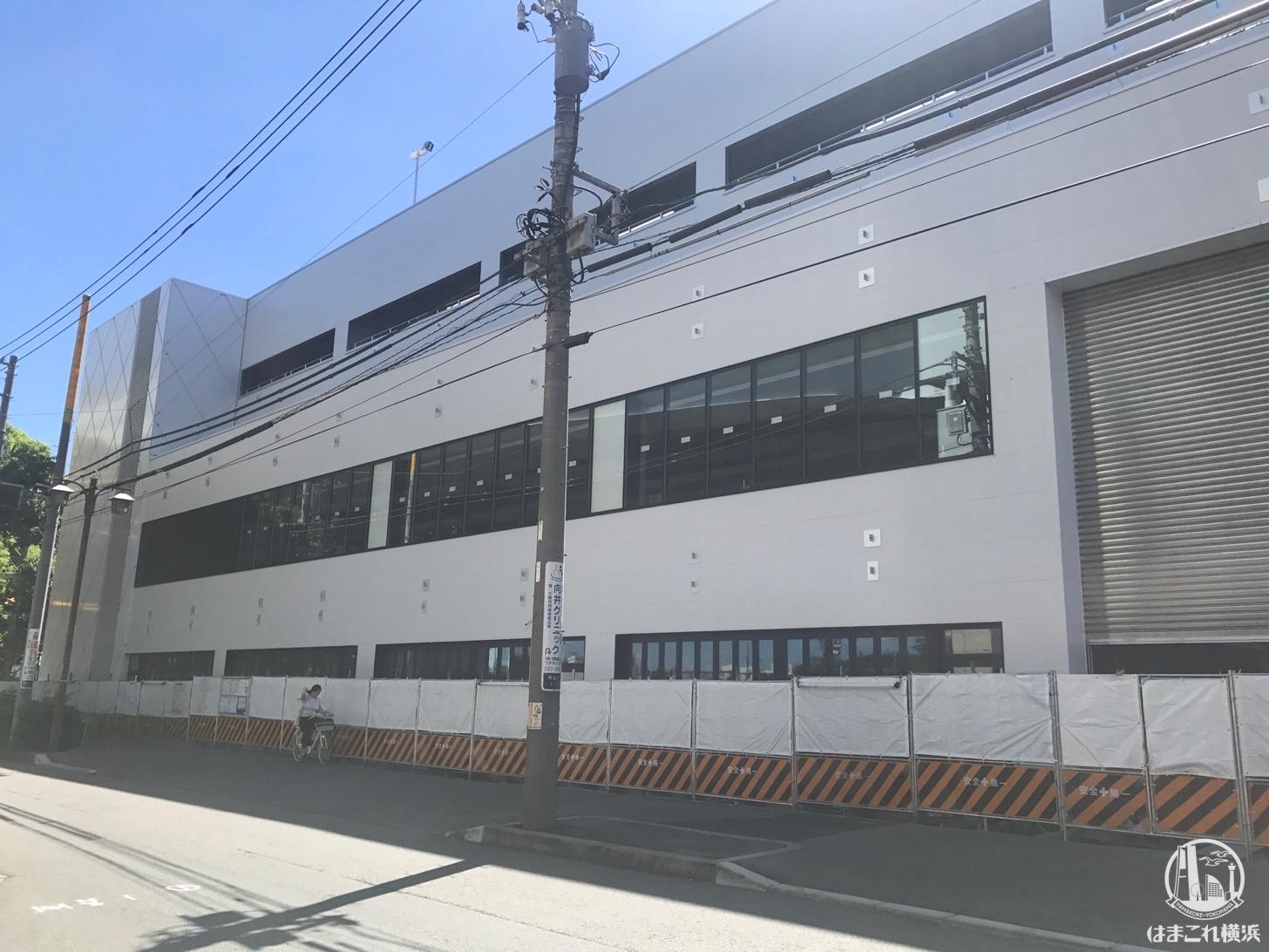 ドン・キホーテ山下公園店跡地 新施設