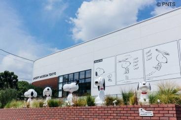 スヌーピーミュージアムが南町田に2019年秋オープン!横浜から車で約25分
