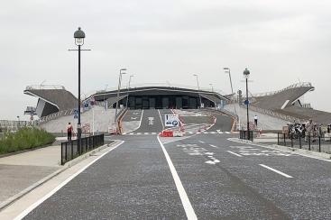 横浜港大さん橋国際客船ターミナル駐車場 「akippa(あきっぱ)」で予約可能に!