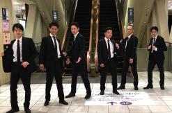横浜高島屋 男性社員によるダンスユニット爆誕!9月上旬にYouTubeデビュー