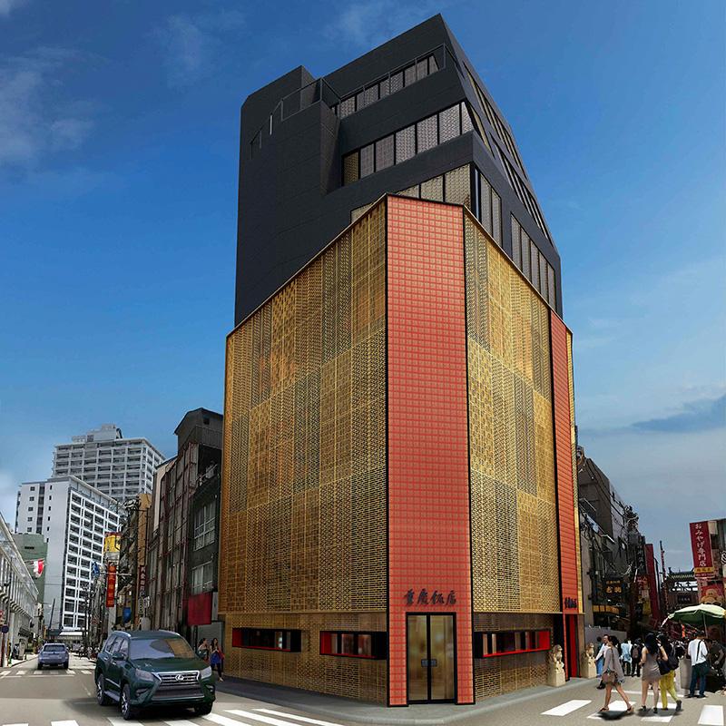 横浜中華街「重慶飯店本館」7階建てにリニューアル!10月10日グランドオープン