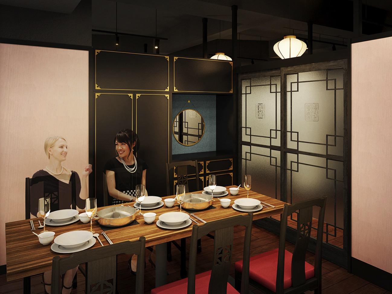 3階個室「竹」イメージ