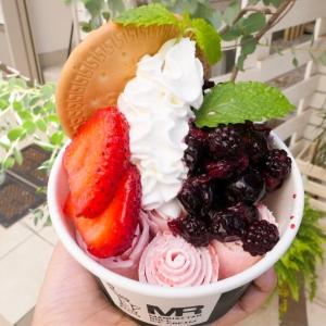 横浜元町「マンハッタンロールアイスクリーム」の出来立てアイス新感覚!新鮮フルーツも