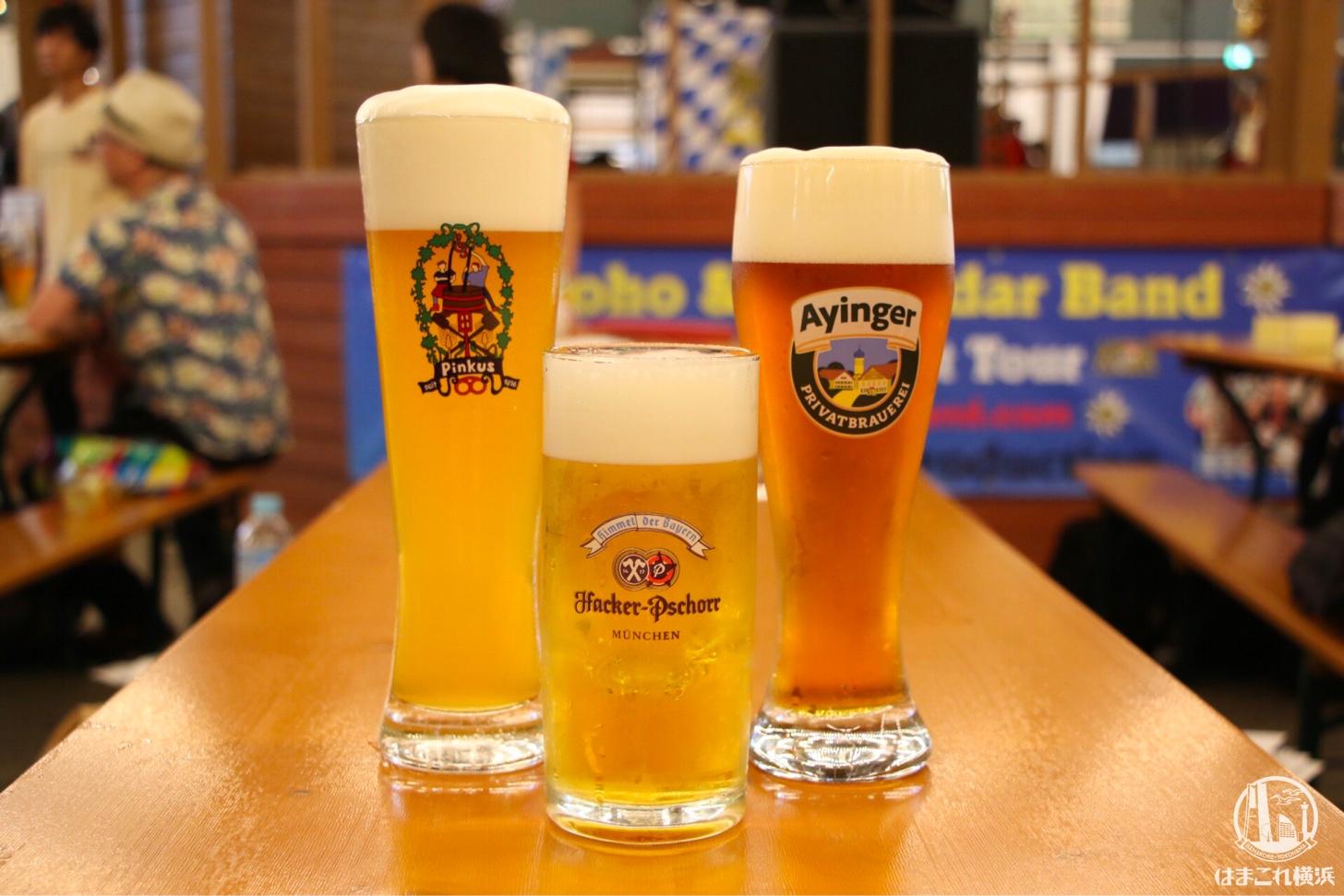 日本初上陸ビール・関東初上陸ビール