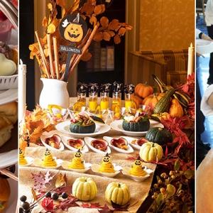 横浜ベイホテル東急 ハロウィンフェア10月より開催!アフタヌーンティーやランチブッフェ
