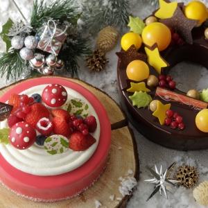 2018年 横浜ベイシェラトン「クリスマスケーキ」の予約受付10月1日より開始