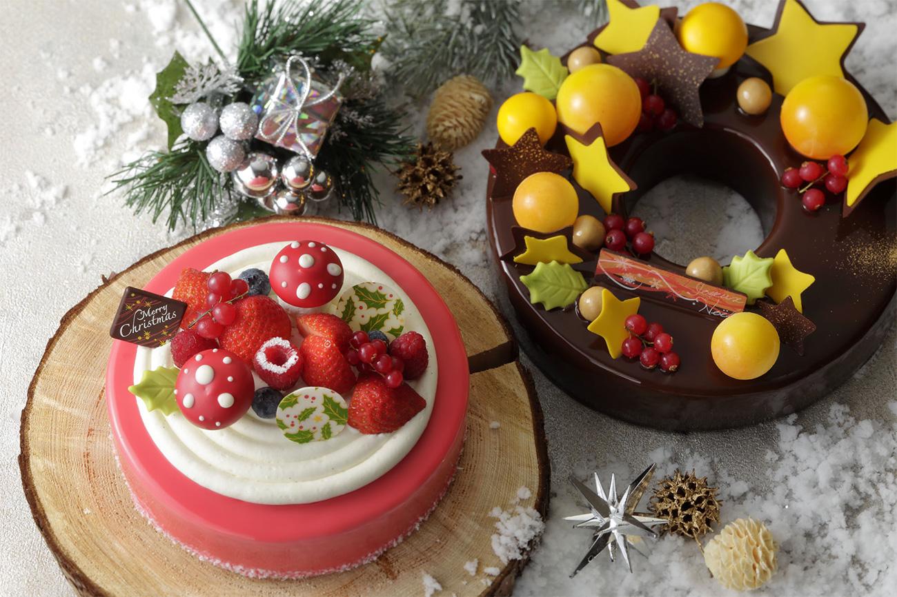 横浜ベイシェラトン「クリスマスケーキ」の予約を10月1日から受付!
