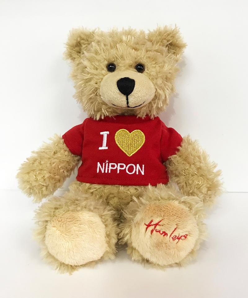 Hamleys I ♥(LOVE)Nippon ぬいぐるみ/キーチェーン
