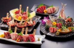 まぐろ料理専門店「三崎港一本まぐろ」は希少部位も色々食べれる!横浜駅・鶴屋町