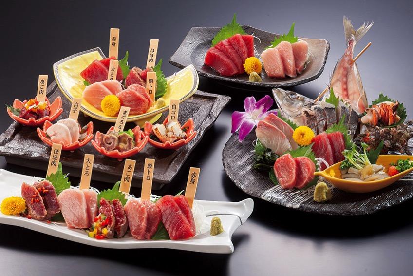 まぐろ料理専門店「三崎港一本まぐろ」は希少部位も提供!横浜駅・鶴屋町