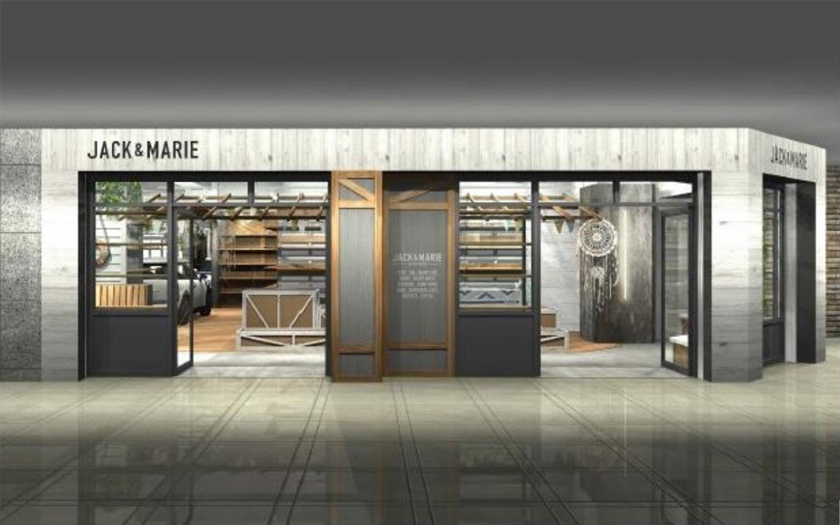 ジャックアンドマリー 3号店が横浜ランドマークプラザに11月オープン!