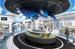 ポケモンセンターヨコハマ 引越オープン記念の新商品やプレゼント、ピカチュウ登場も