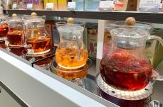 H&F BELX 横浜は試飲楽しいノンカフェイン専門店!ルイボスティー大量買い