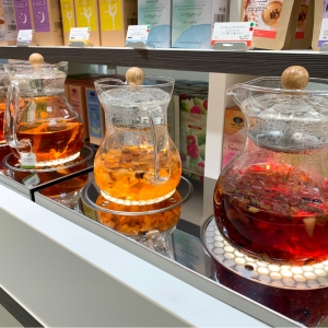 H&F BELX 横浜は試飲楽しいノンカフェイン専門店!ルイボスティーまとめ買い