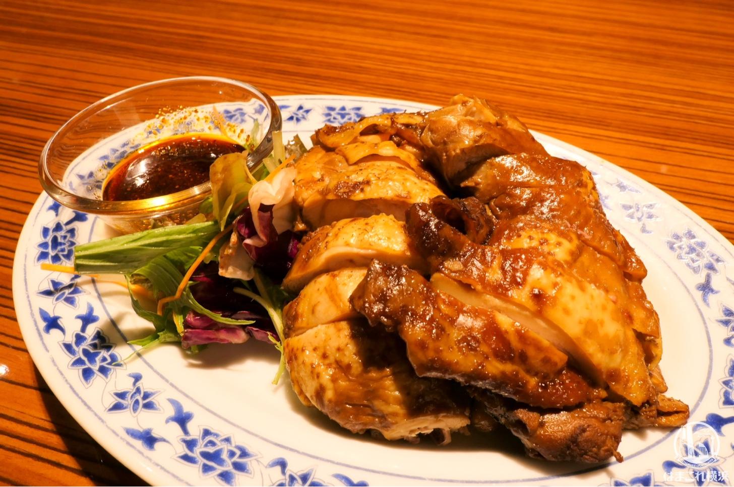 横浜中華街「重慶飯店本館」のランチは異なるメニュー注文してシェアが良かった!