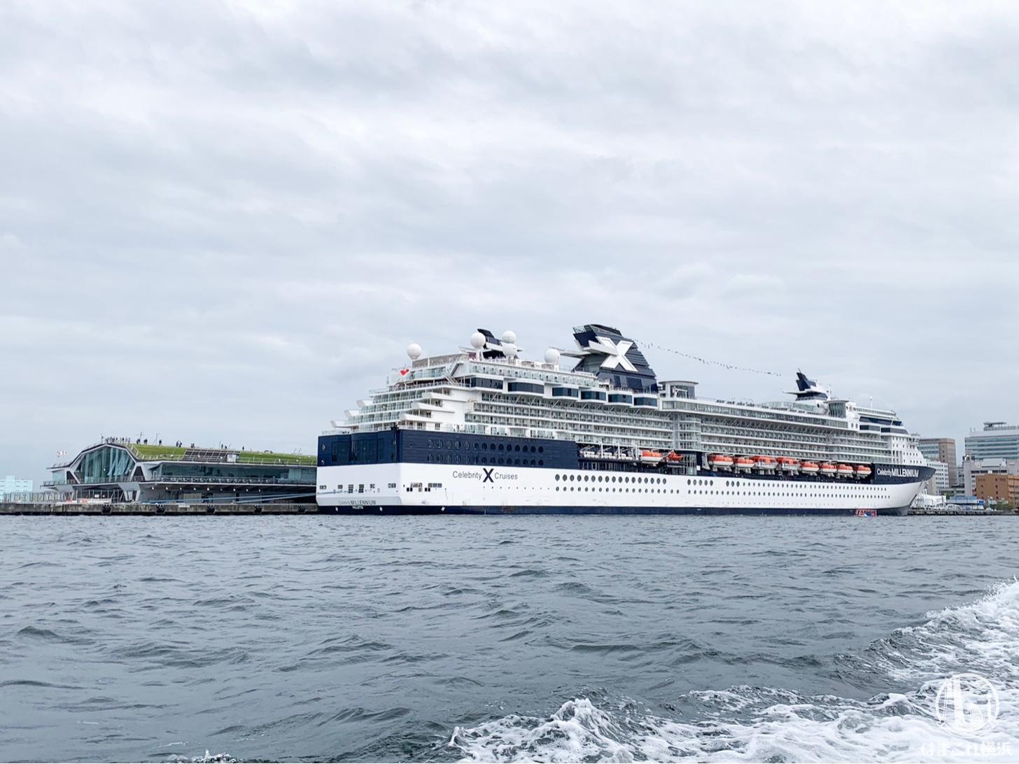 シーバスで横浜港周遊クルージング!700円でお手軽船旅観光