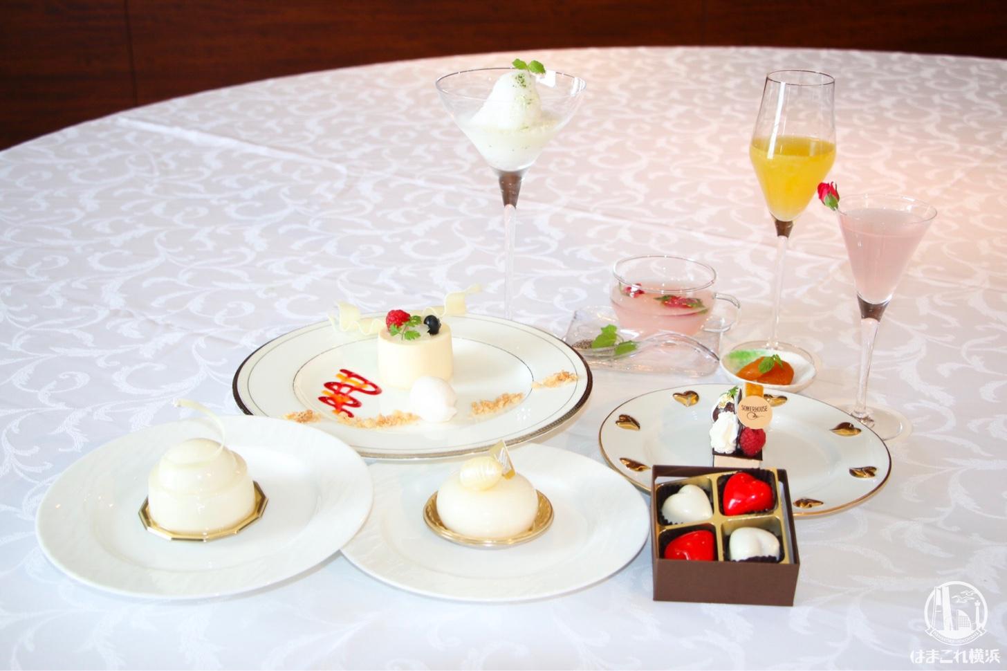絹を使ったシルクスイーツ、横浜の8ホテルで提供!絹フェスも同時開催