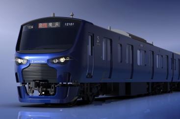 相鉄・JR直通線用新型車両「12000系」を2019年春に導入!